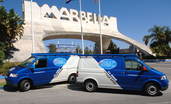 Starting a Business Abroad in Marbella: Pimlico Plumbers